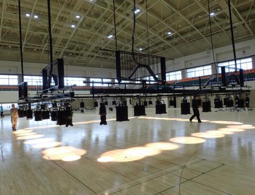豊崎体育館(舞台照明設備)