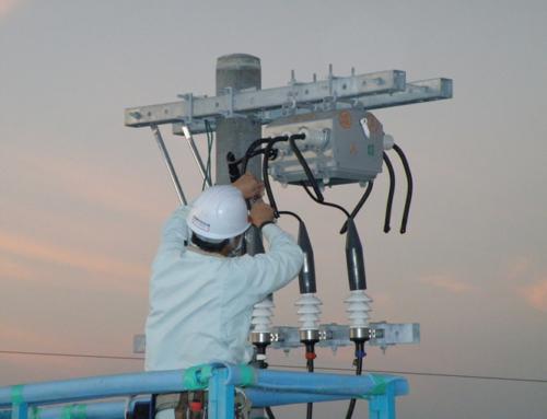 受変電設備改修工事